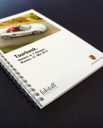 Porsche Roadbook